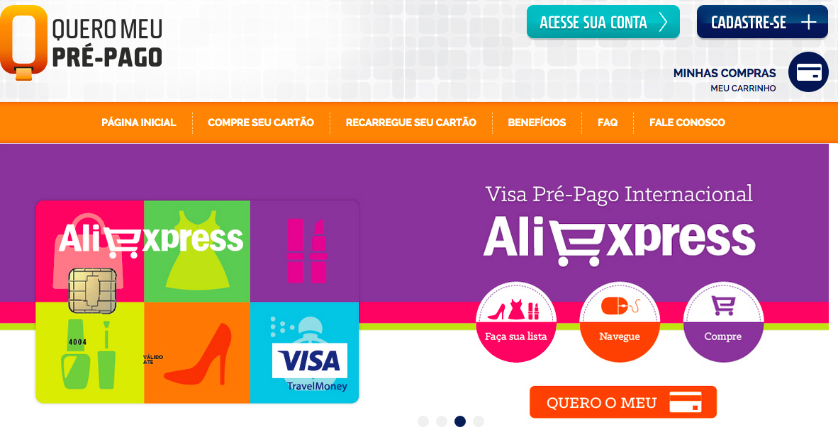visa aliexpress