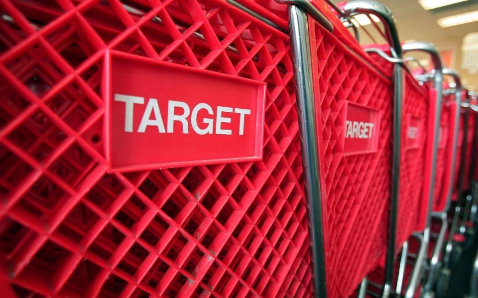 target fraude cartões