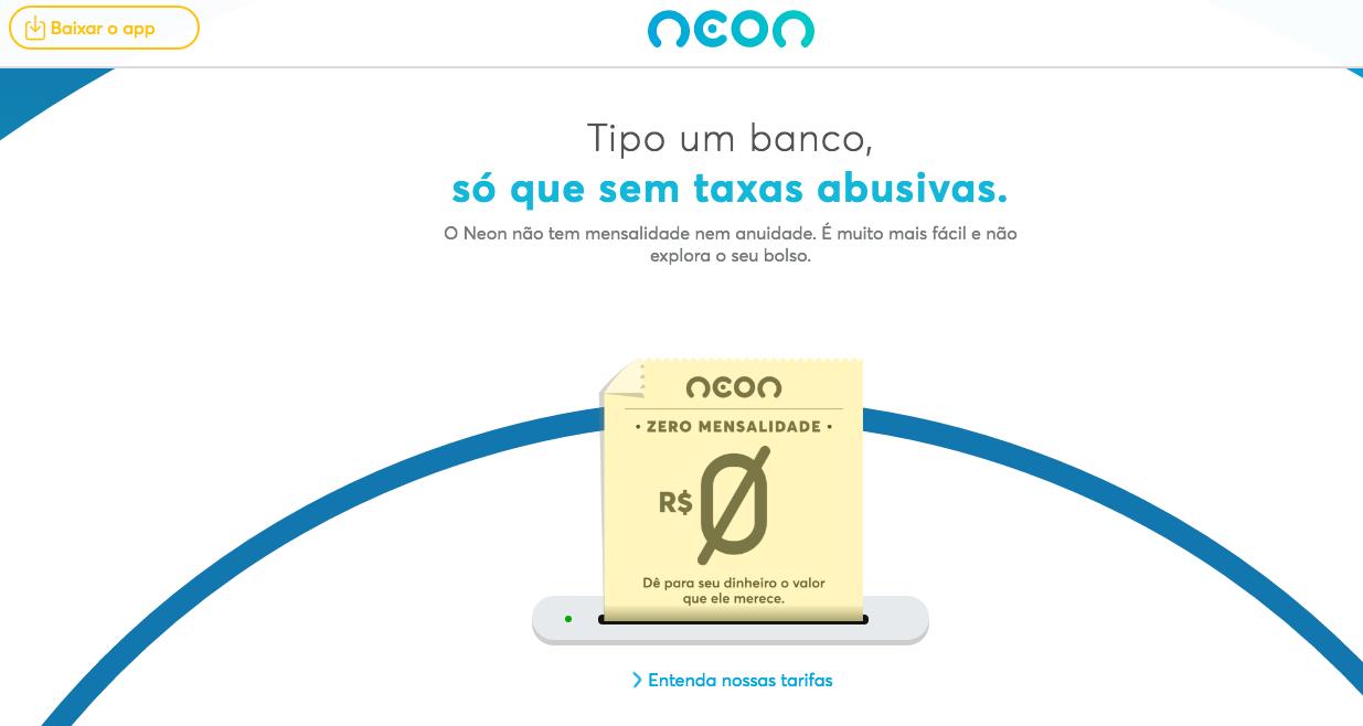 BANCO NEON