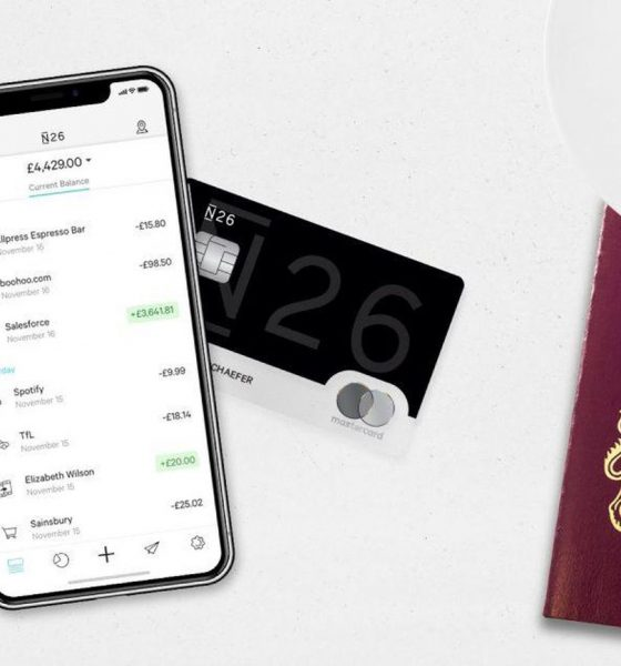 n26 banco digital